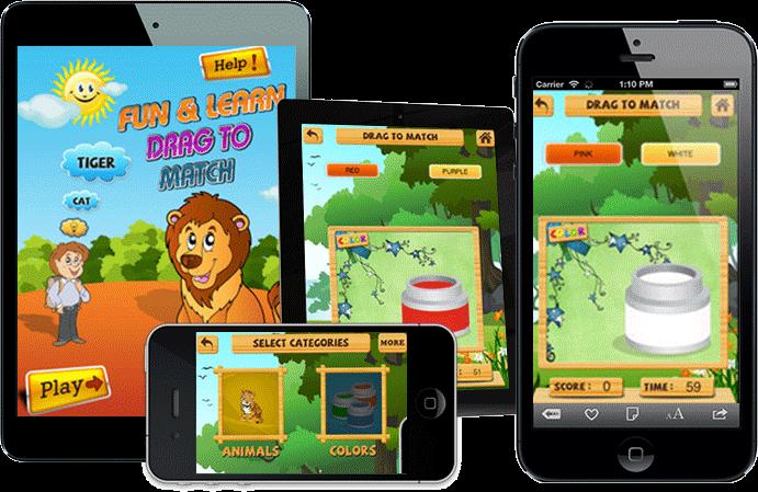 fun and learn app