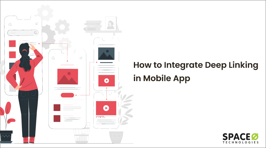 how to integrate deep linking in mobile app