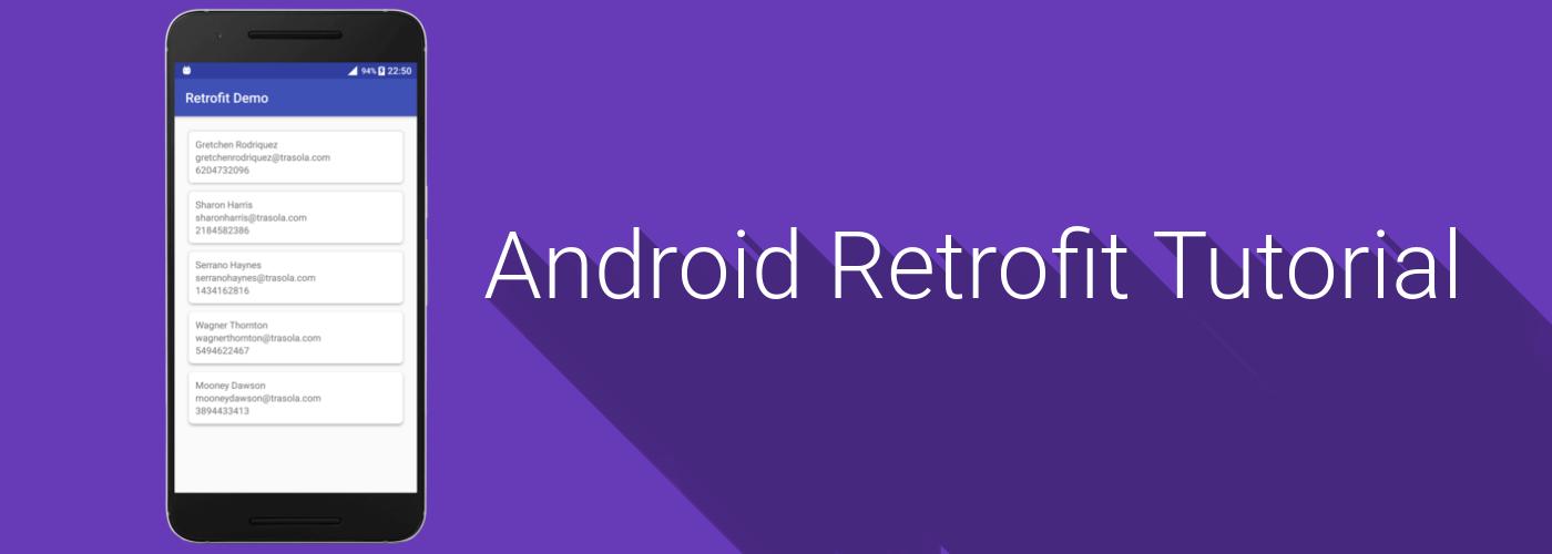 Retrofit in Android