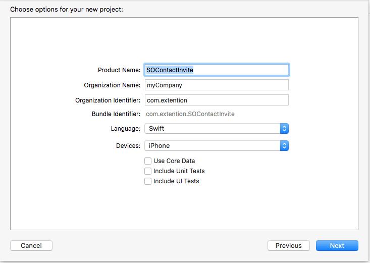 'Invite Friends' Android