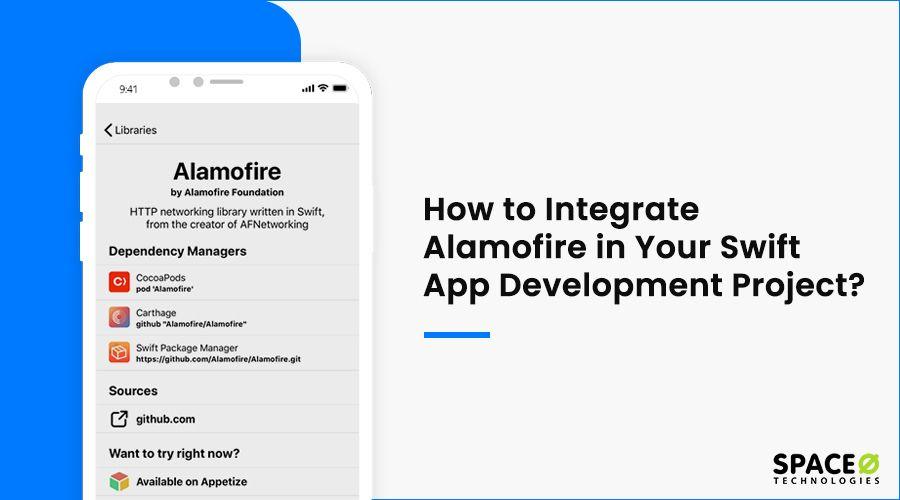 integrate alarmofire in swift