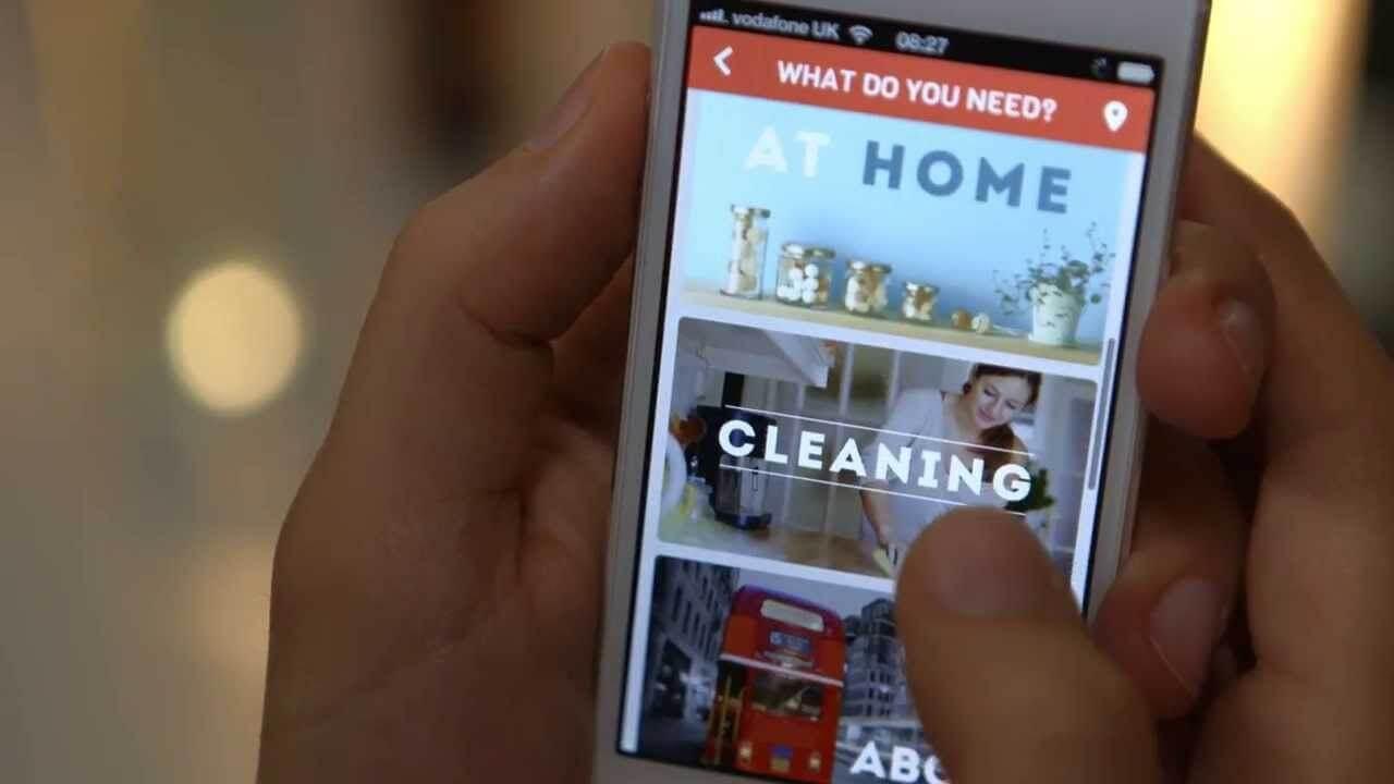 on-demand app ideas