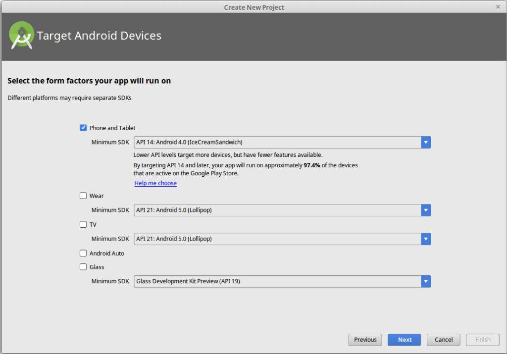 SelectMini SDK Version
