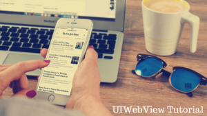 Integrate UIWebView in iOS