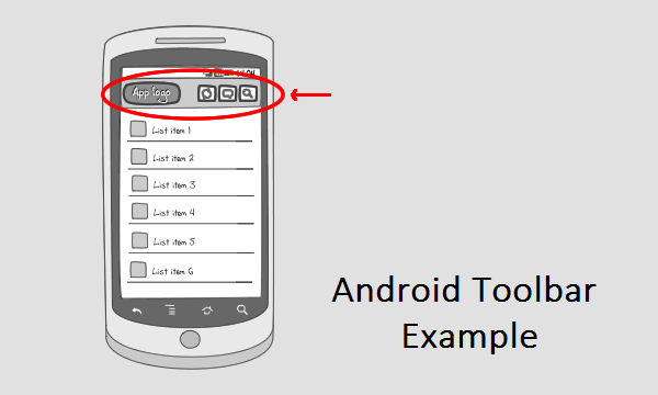 Android Toolbar Tutorial
