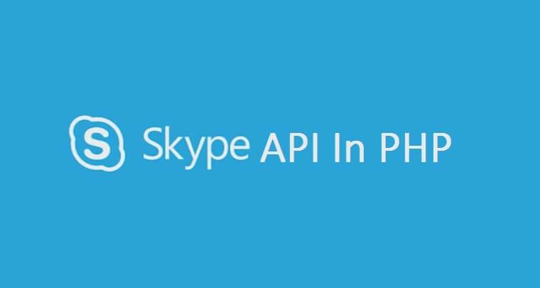 skype-api in php