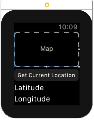 Get Current location
