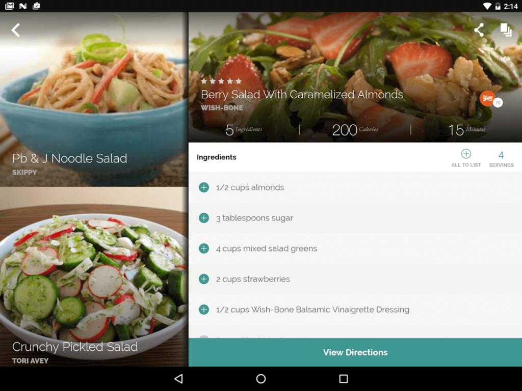 best cooking app