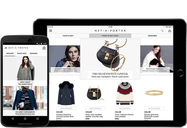 retail app development