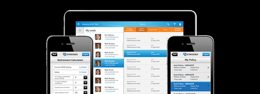 insurance mobile app