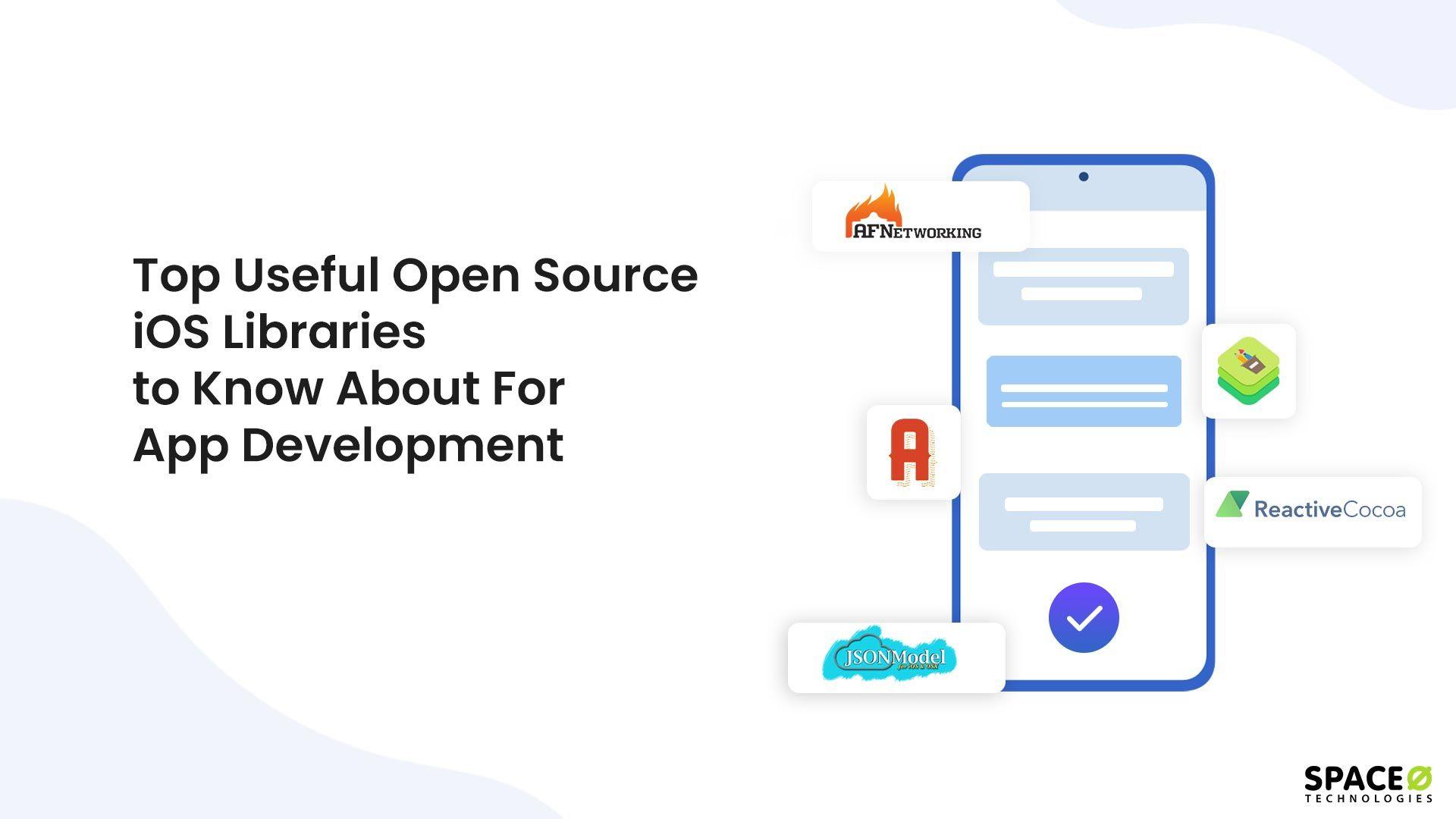 top open source ios libraries