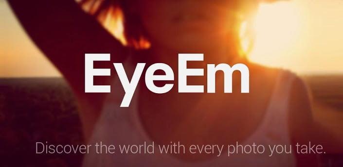 top camera app, eyeem