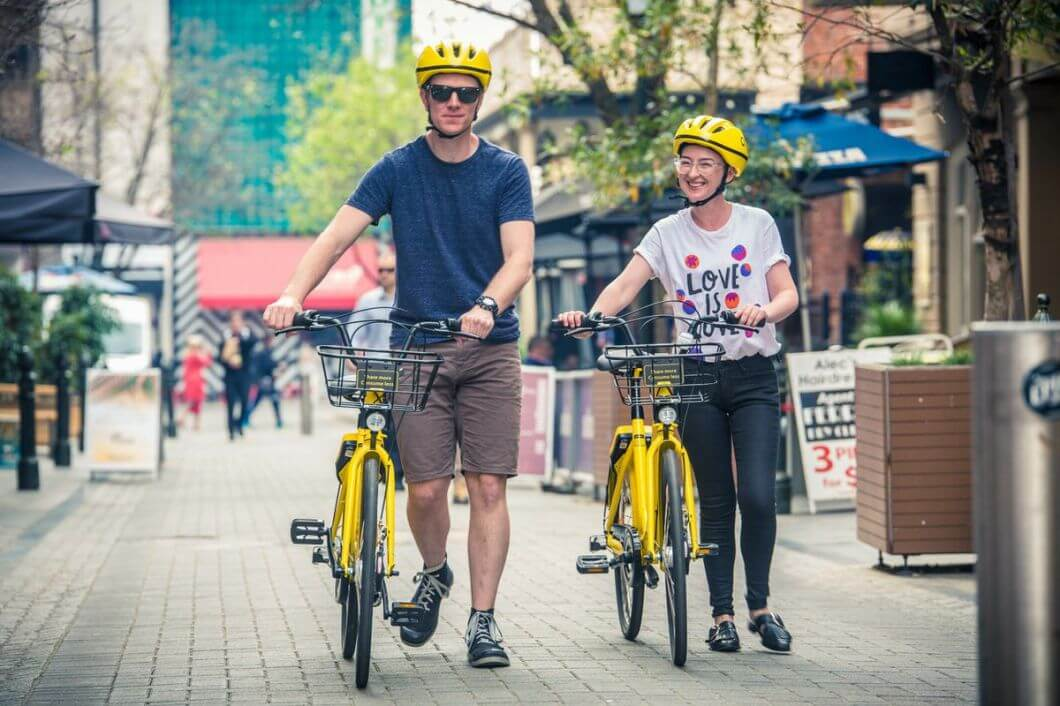 bike-sharing-app-ofo