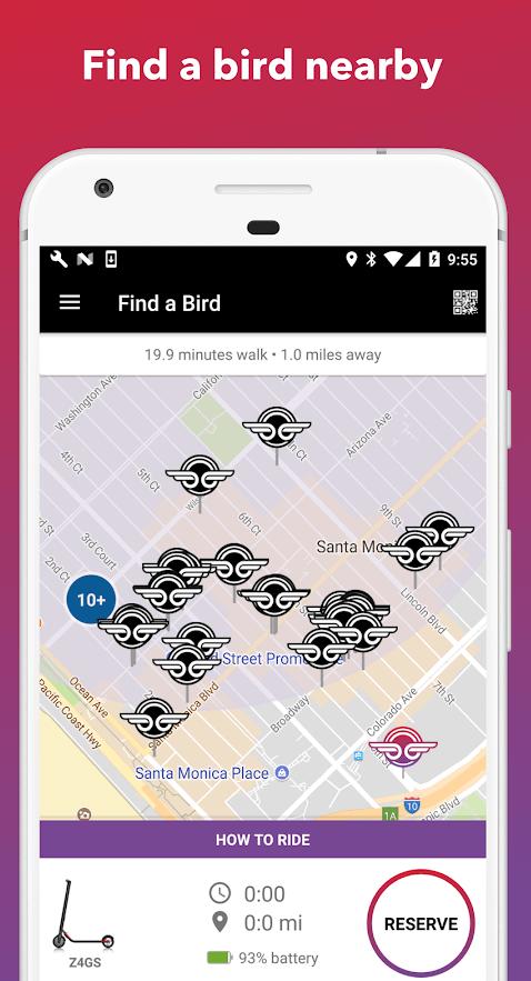 reserve-a-bike-bird-app