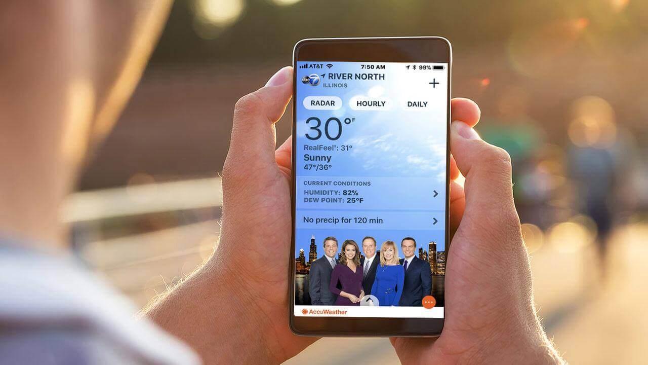 Weather-app-development