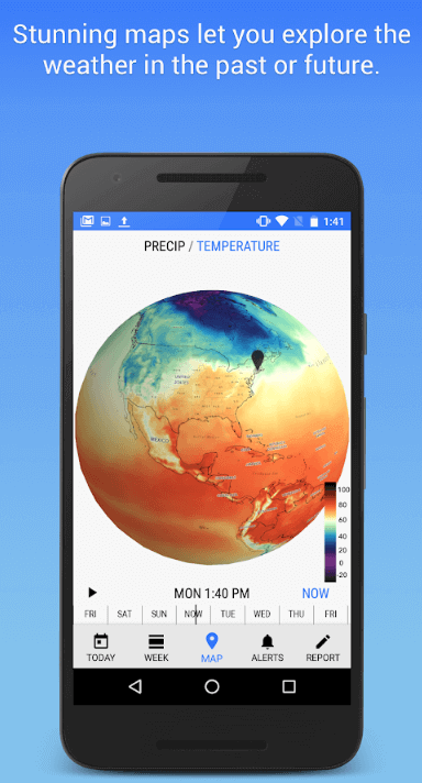 Stunning-Maps-Weather-App