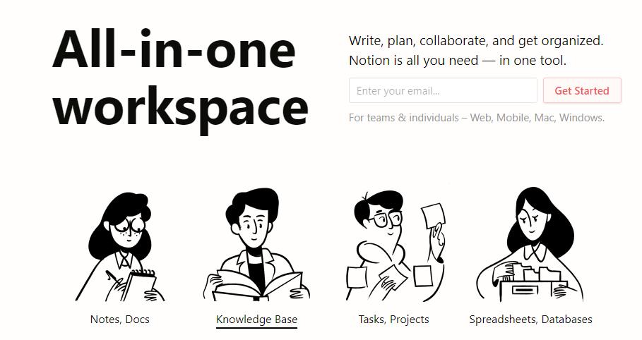 Notion-App-Note-taking-app