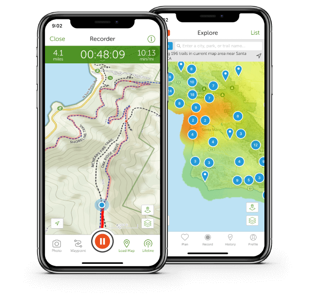 Apps-for-hiking