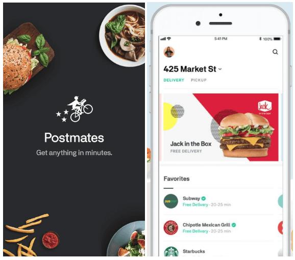 apps-like-Postmates