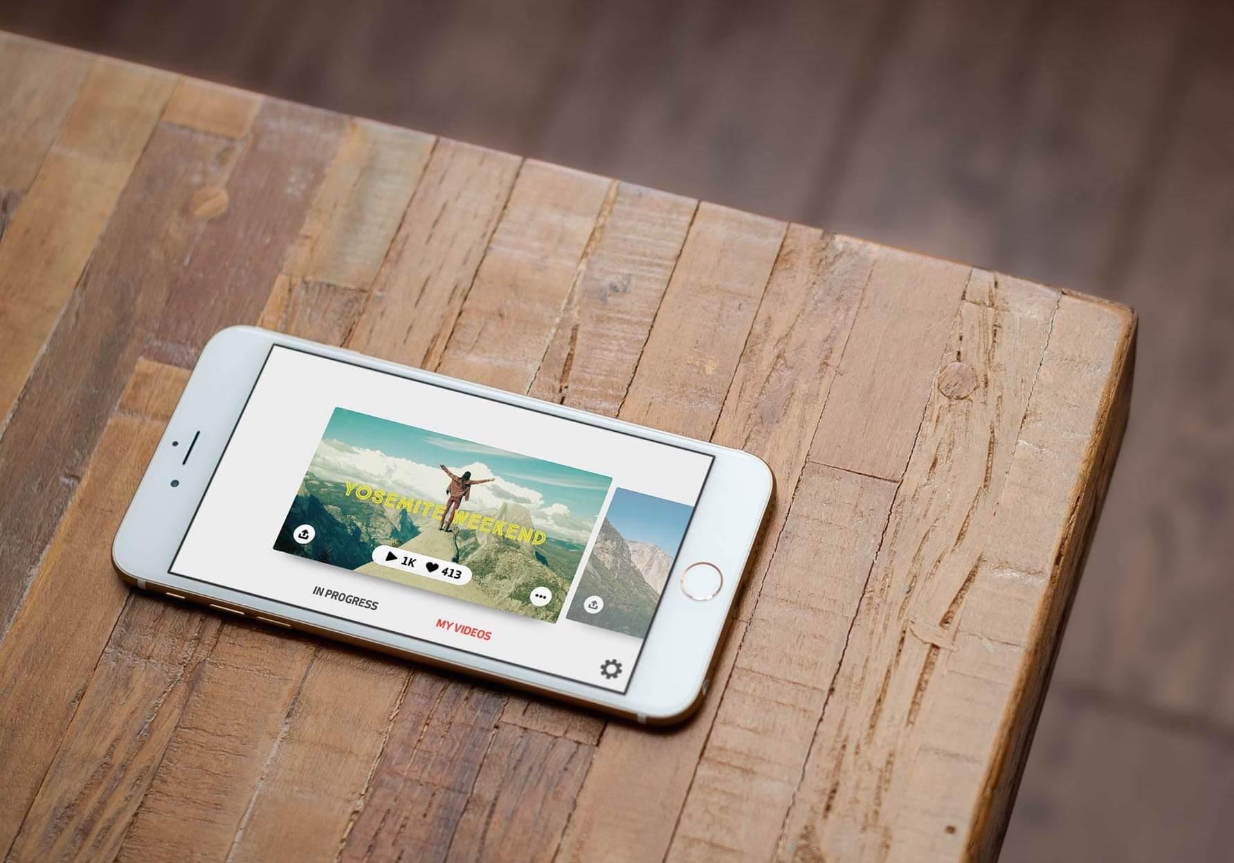 Create Video Editing App