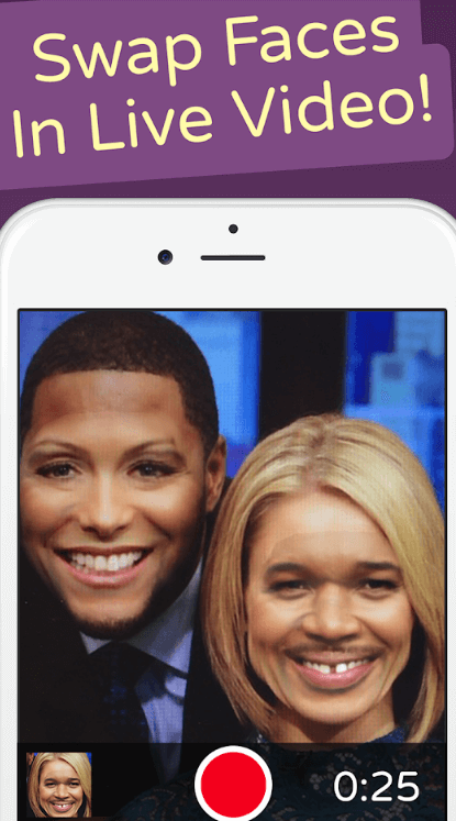 Face-Swap-Live-App
