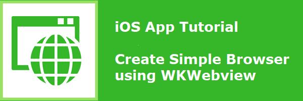 WKWEbview-Web-browser-tutorial