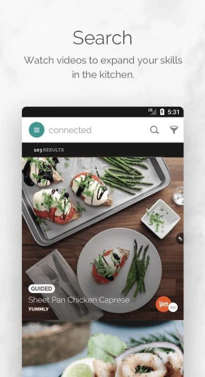 Yummly-Recipes-Shopping-List-App