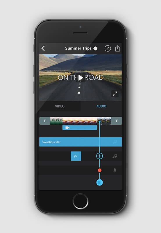 Develop Video Editing App