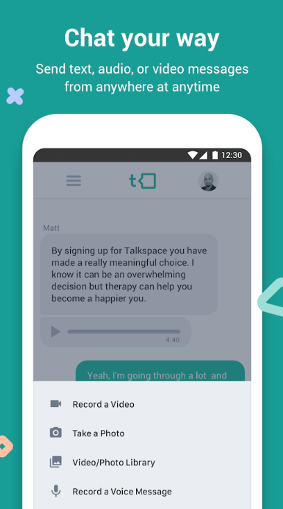 In-app-Chat