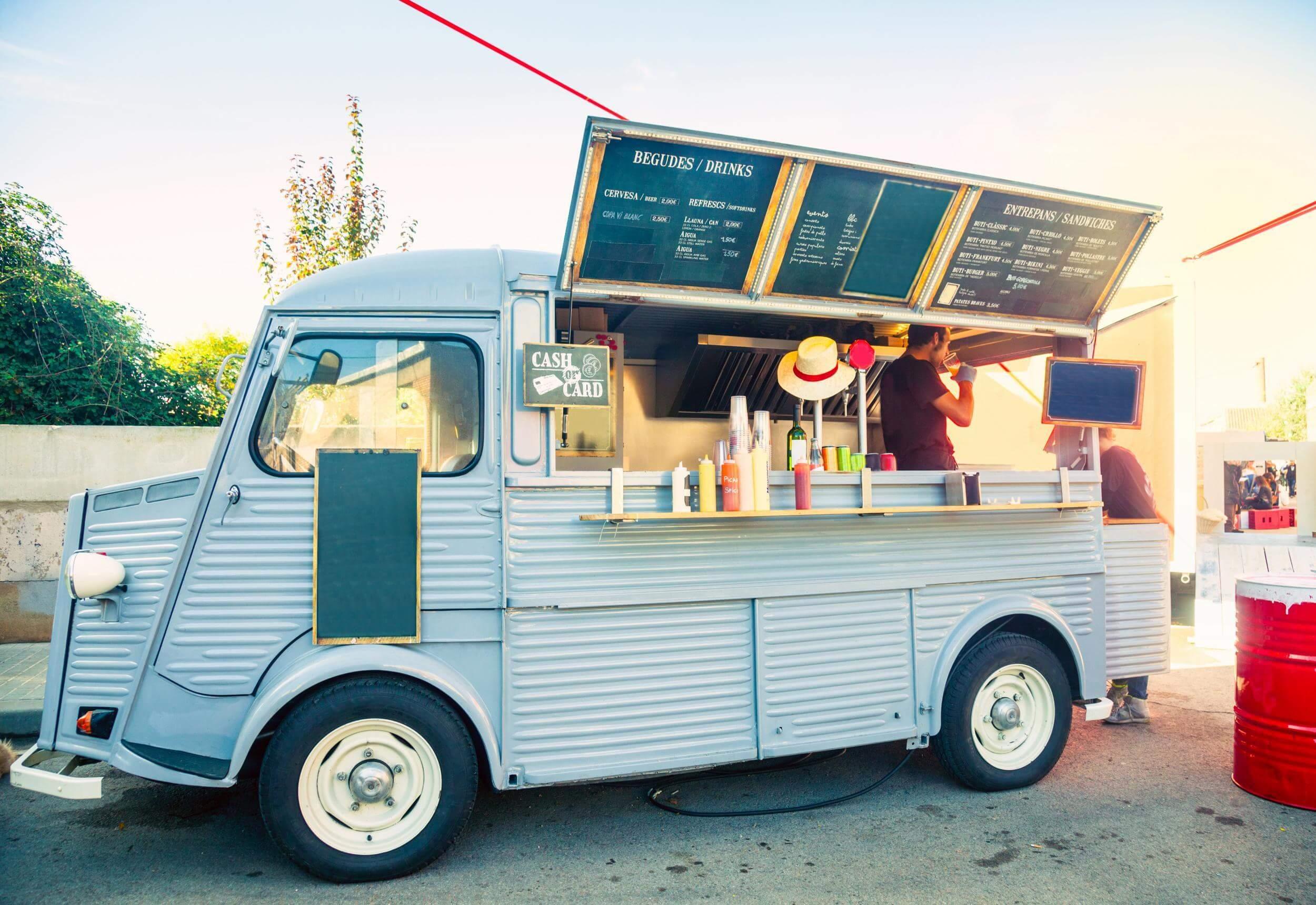 Food Truck App Development