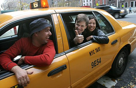 What's Involved in Running a Taxi Firm?