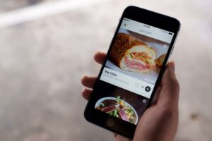 Online Food Ordering App Development