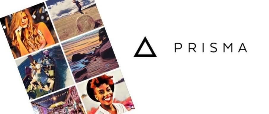 Photo Editing App - Prisma