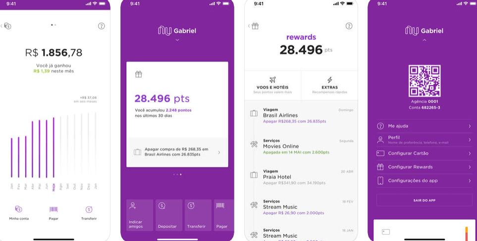 fintech mobile apps