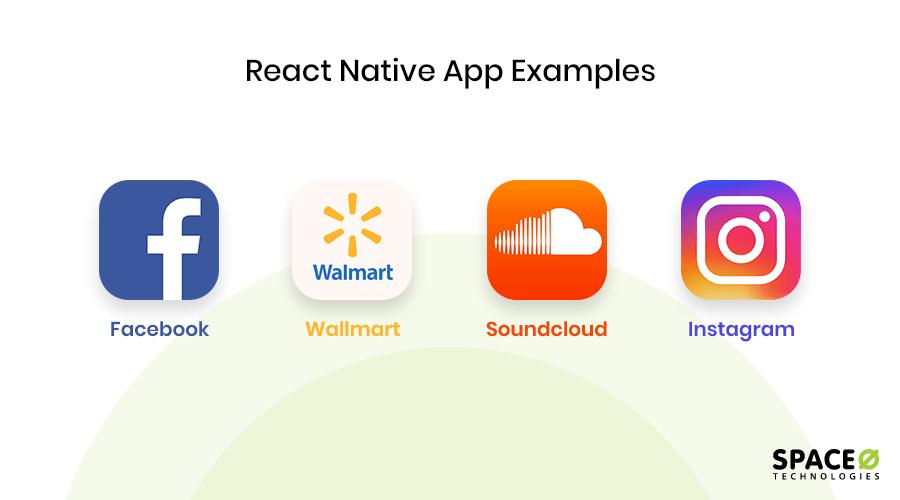 React Native app Example