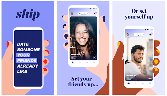 Ship-dating-app