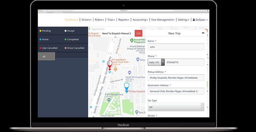 On-demand Uber like App Development