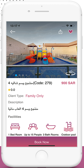 Home Rental App Development