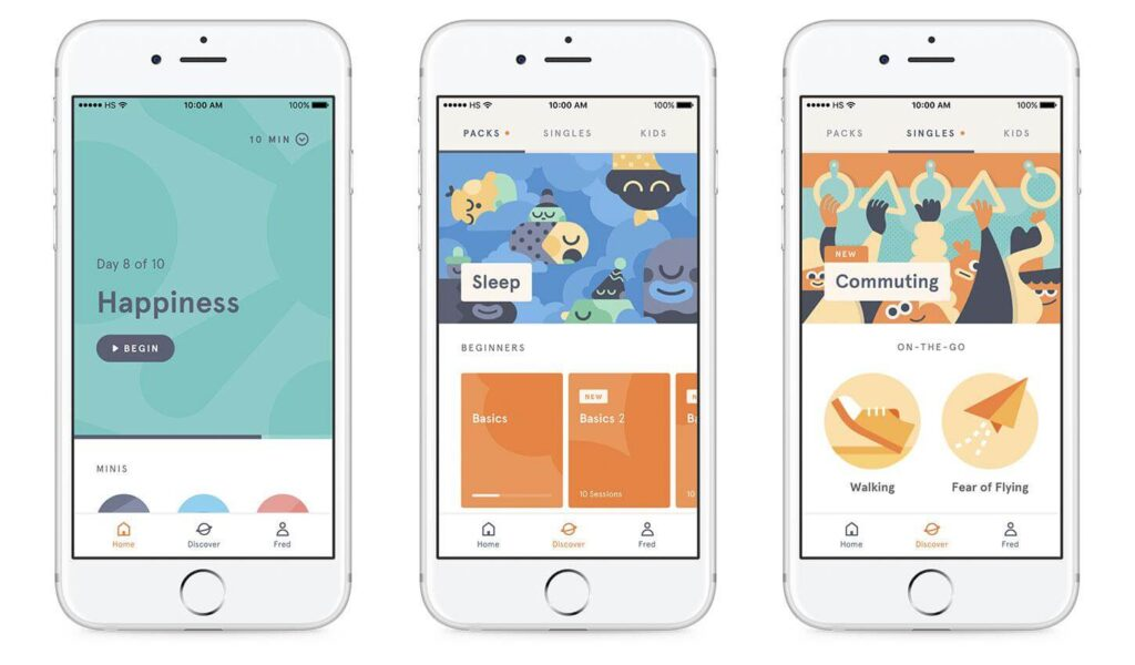 health and wellness app