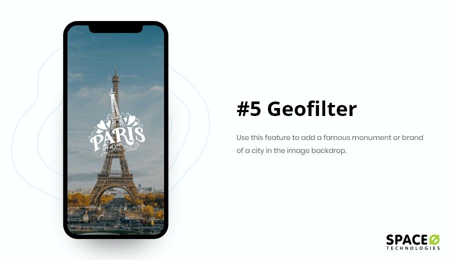 Geo-filter Feature