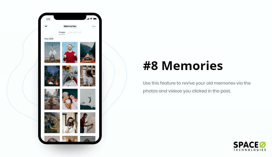 Memories Feature