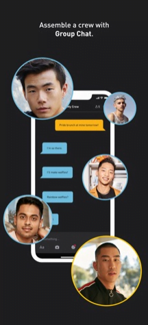 gay dating app development