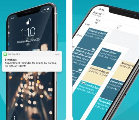 Uber for beauty app development