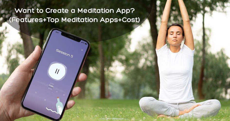 create your own meditation app