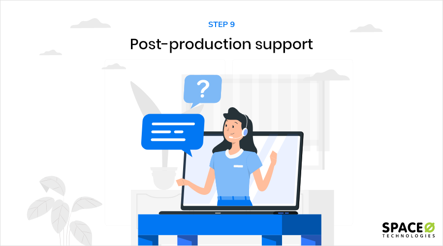 Post-production support