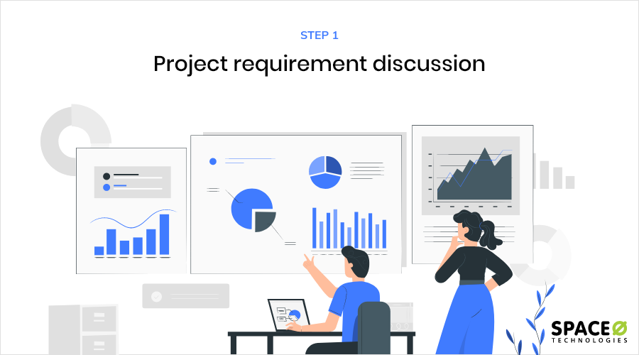Project requirement discussion