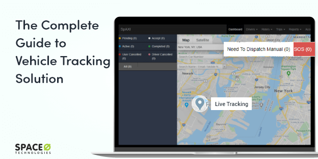 vehicle-tracking-solution
