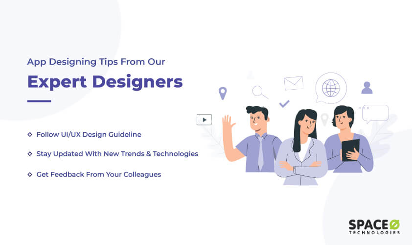 app design tips from designers