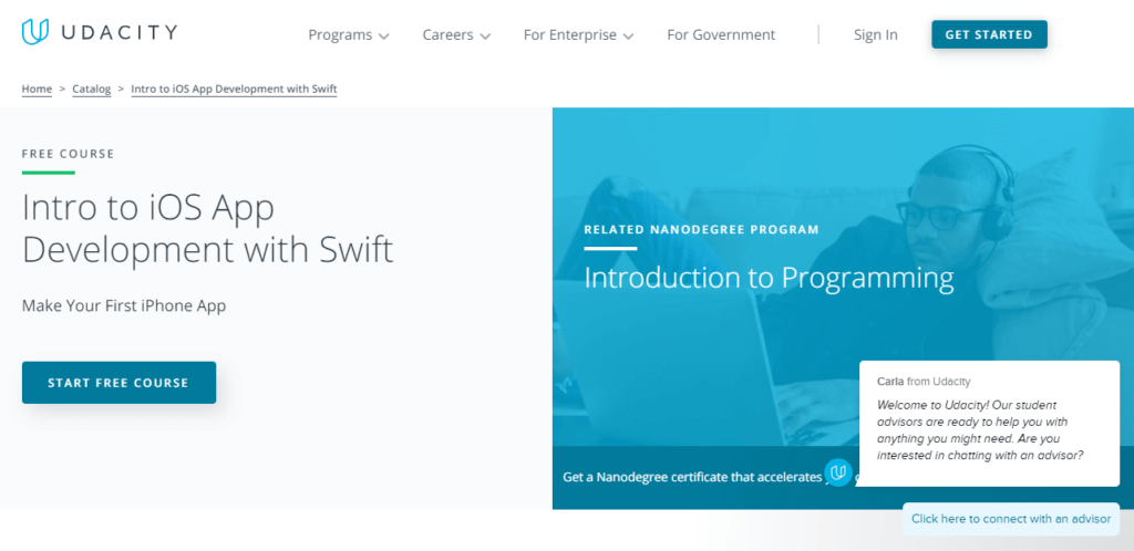 Udacity Intro to iOS App Development with Swift