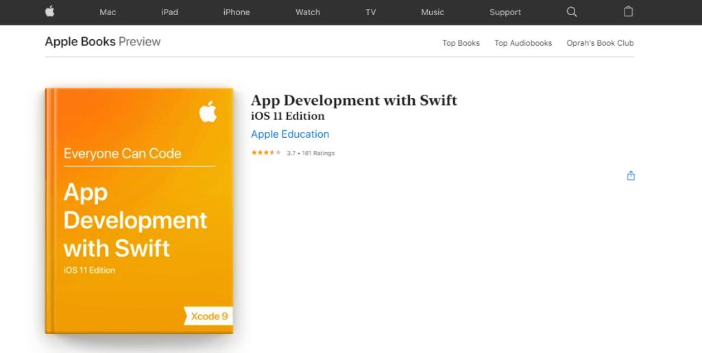 Best iOS App Development Books to Learn Swift